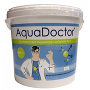 Дезинфектант на основе хлора длительного действия AquaDoctor MC-T, трехкомпонентный фото