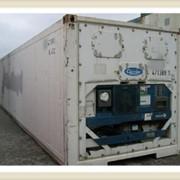Ремонт, техническое обслуживание рефконтейнеров фото