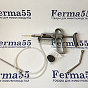 Автоматический вакцинатор 10ml. шланговая подача фото