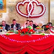 Оформление праздников свадебные украшения фото