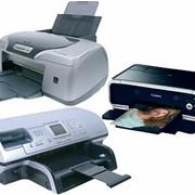 Восстановление картриджей для струйных принтеров фото