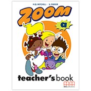H.Q. Mitchell - S. Parker Zoom A Teacher's Book фото