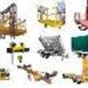 Оборудование строительное грузоподъемное фото