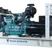 Дизель генератор Volvo, мощностью 100-705кВа фото