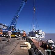 Морские грузоперевозки. фото