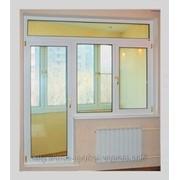 Окна и двери деревянные и металопластиковые фото