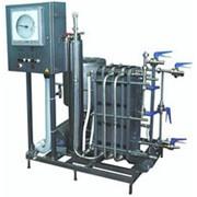 Комплект оборудования для пастеризации (проточный пастеризатор-охладитель молока) ИПКС-013-1000СГ фото
