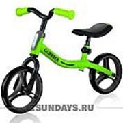 Беговел Globber Go Bike зеленый фото