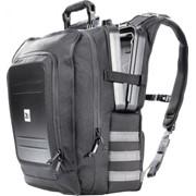 Рюкзак PELI#U140 со встроенным кейсом под IPad или нетбук, черный фото