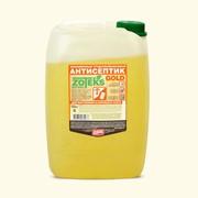 Антисептик для защиты древесины ЗОТЕКС Gold фото