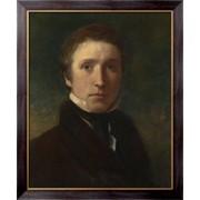 Картина Автопортрет в возрасте около девятнадцати лет, Боксал, Уильям фото