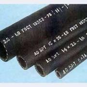 Рукава резиновые маслобензостойкие напорно-всасывающие, антистатические ТУ 38.105373-91 фото
