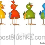 Садовая фигура Greenware декоративная Цыплята 177819 фото