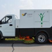Подметально-уборочная машина ПУМ-15 на ГАЗон Next фото