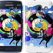 Чехол на Samsung Galaxy Core i8262 Adventure time. v3 2455c-88 фото