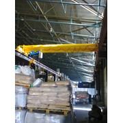 Кран мостовой опорный, подвесной, электрический фото