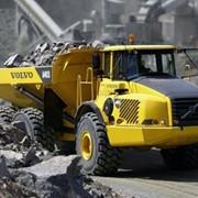 Ремонт строительной Техники Volvo фото