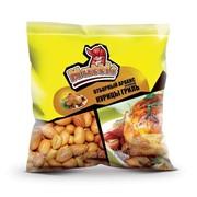 Жаренный арахис со вкусом курицы гриль фото