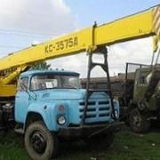 Автокран в аренду - ГиЯ 10 тонн фото