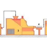 Линия производства туалетного мыла из мыльной стружки 6TPD/1, 250 кг/ч фото