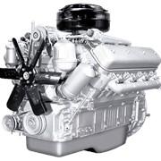 Двигатель ЯМЗ-238М2-11 фото