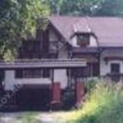 Дома коттеджи жилые фото