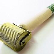 Ролик прикаточный SMART на деревянной ручке  фото