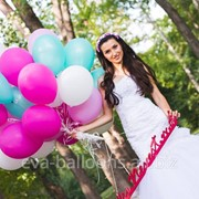 Decor cu baloane фото