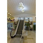 Эскалаторы коммерческие фото