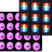 Экран на полноцветных матричных светодиодных индикаторах фото