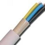 Монтажный кабель фото