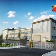 Визуализация здания фото