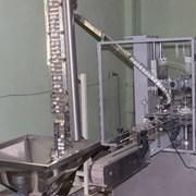 Автомат укупоривания ПЭТ бутылок с бункером нижней фото