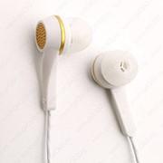 Внутриканальные наушники Music Earphones i8 White фото