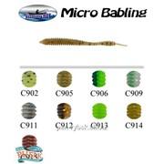 """Силикон """"FR"""" Micro Babling 3803-C911-40mm фото"""