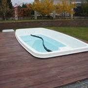 Поплавок в бассейн для зимы фото