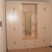 Шкафы гардеробные в Казахстане, заказать шкаф в Астане, Встроенные шкафы купе, производство корпусной мебели. Готовые шкафы купе, мебель на заказ. Продажа комплектующих производителям мебели. фото