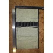 Сумка электромонтёра СЭМ-01 на предохр.пояс (брезент) 230х400 фото