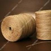 Шпагат Лен 200гр тонкий крученая льняная нить №703105 фото