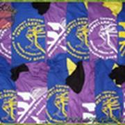 Шелкография на футболках фото
