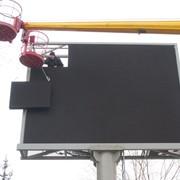 Светодиодный экран P10 фото