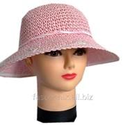 Шляпа женская соломенная 202 фото