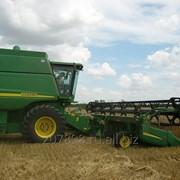 Услуги по уборке урожая зерновых, кукурузы и подсолнечникa фото