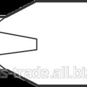 Зубило для пневматического инструмента, хвостовик шестигранный арт. 18193002 фото
