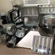 Изготовление вентиляционного оборудования фото