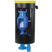 Комбинированный воздушный вантуз для канализации с фланцевым подключением № каталога 9828 / Страница D2/1 фото