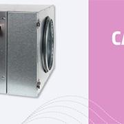 Теплообменник для охлаждения приточного воздуха Ф160 Swegon Casa sdcw фото