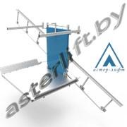 Наклонный (лестничный) подъёмник фото
