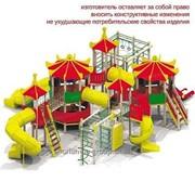 Детский игровой комплекс Лагуна 005453 фото