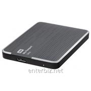Накопитель внешний 2.5 USB 2.0Tb WD My Passport Ultra TITAN (WDBMWV0020BTT-EESN), код 56786 фото